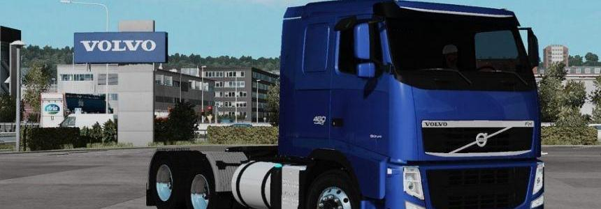 Volvo FH460 1.30