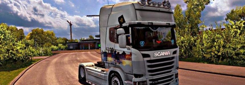 Lower Height for Scania 1.28.x