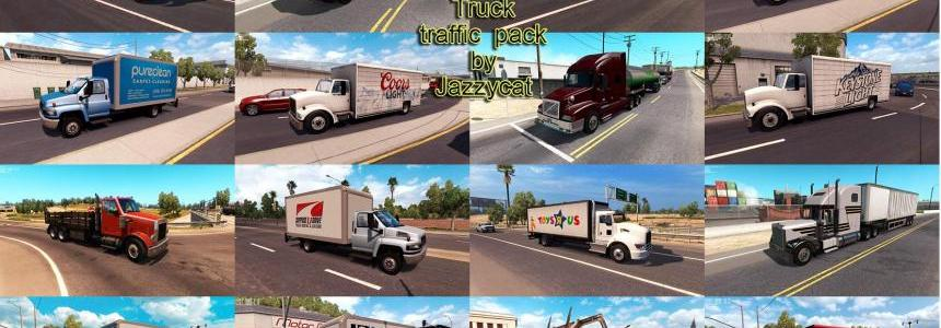 Truck Traffic Pack by Jazzycat v1.8