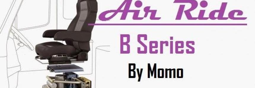 Air Ride B Series v1.0 by Momo for ATS