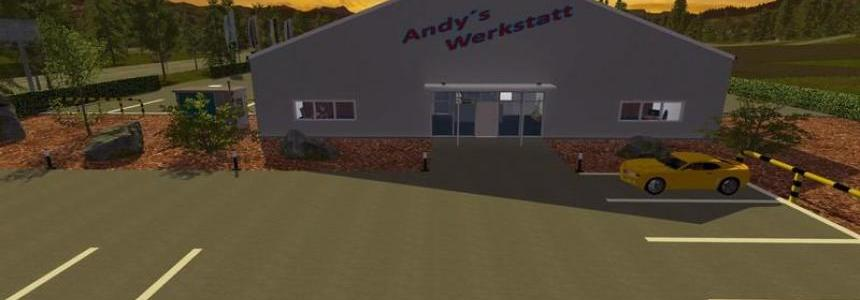 Andys workshop v1.3