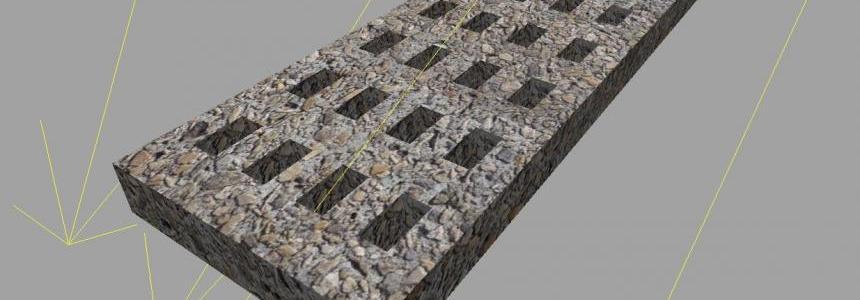 Beton Lochplatte v1.0