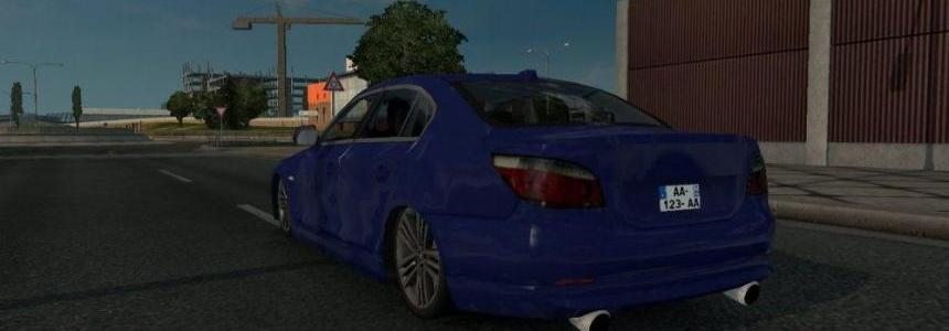 BMW 5 Series E60 v2.0 (rework by Allan)