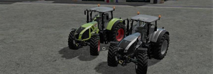 Claas Axion 920/30/40/50 v1.0