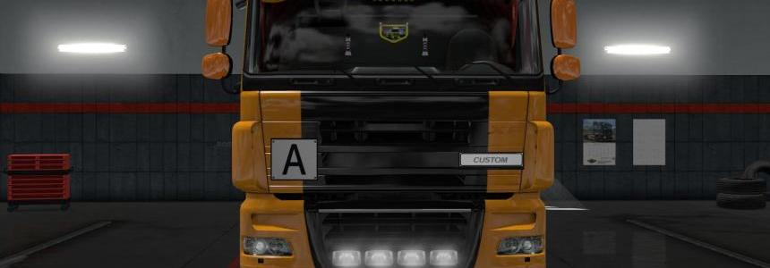 DAF XF 105 by vad&k v5.2 (1.28.х)