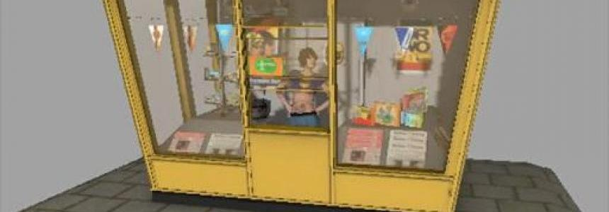 DDR Kiosk (platzierbar) v1.0