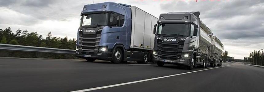 Engine Pack v2 for Scania R & S 2017 1.30.x