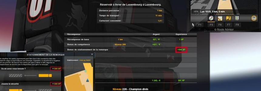 Fast Level & More XP V1.30