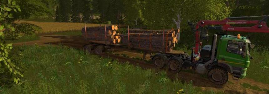 [FBM Team] Tatra Forst LKW Pack (New Autoload) v1.0.0