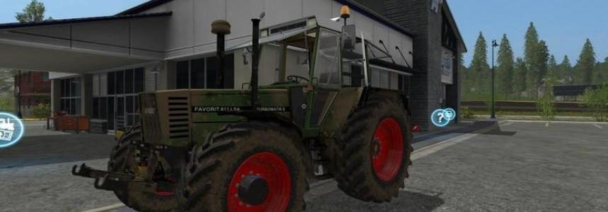 Fendt Favorite 600 v2.0