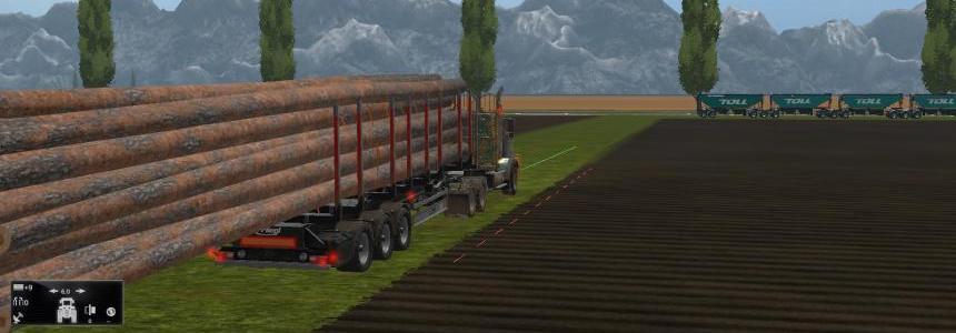 Fliegl timber ual 20M SMC v1.0
