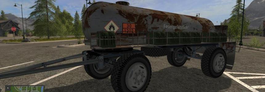 Fortschritt HL 50/45.2 Tankwagen v1.0