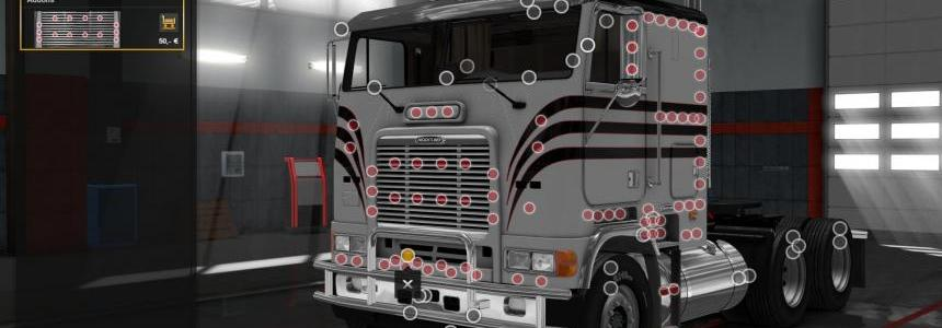 Freightliner FLB edited by Harven v2.0 (1.28, 1.30)