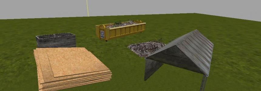 Joshx55 Modding Map Objects Pack v1.0
