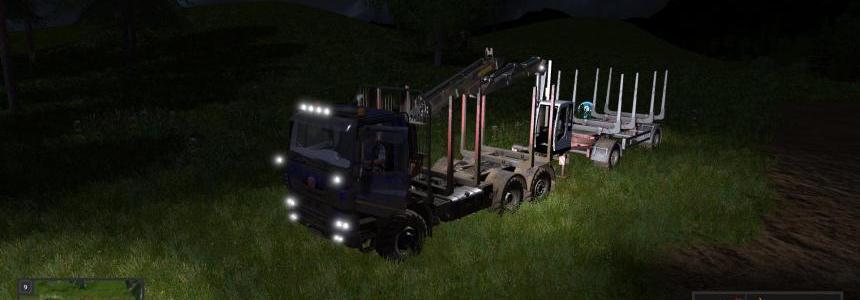 FS17 TatraPhoenix Forest v1.0