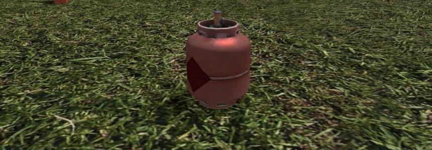 Gas cylinder (Prefab) v1.0
