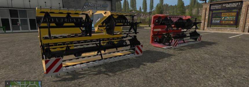 Geringhoff Folding Header v1.0