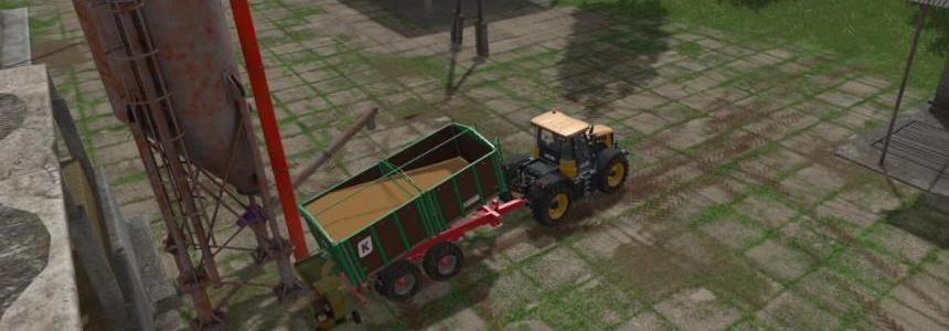Grain Storage by Dzanito