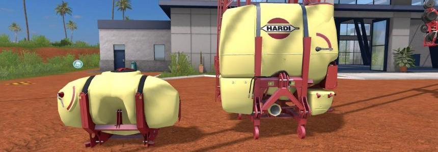 Hardi Pack HS - DH v2.1