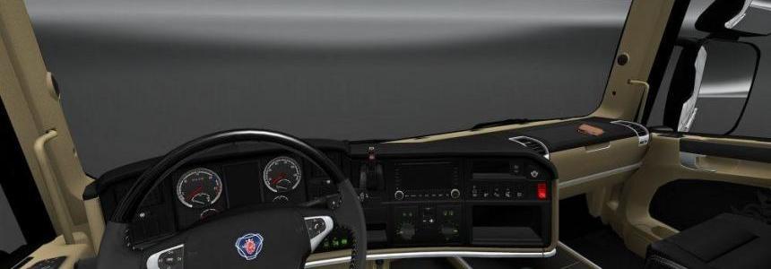 Interior for Scania 1.28.x