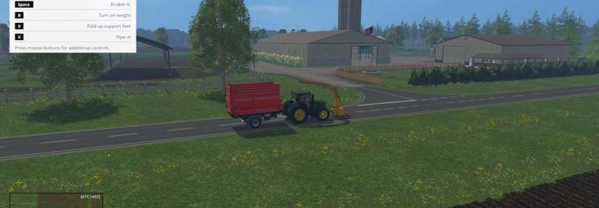 Iowa Farms And Forestry Fixed