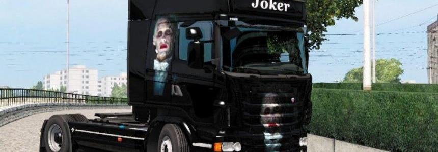 Joker Skin for Scania RJL 1.28.x