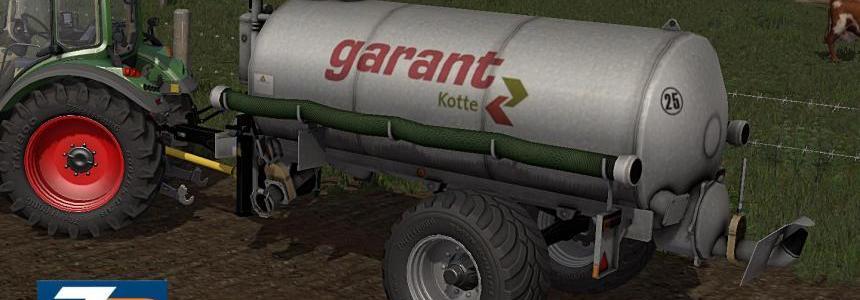 Kotte Garant VE 8000 v1.0