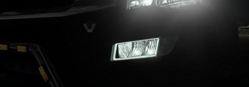 Krewlex Scania NextGen Foglights v1.0