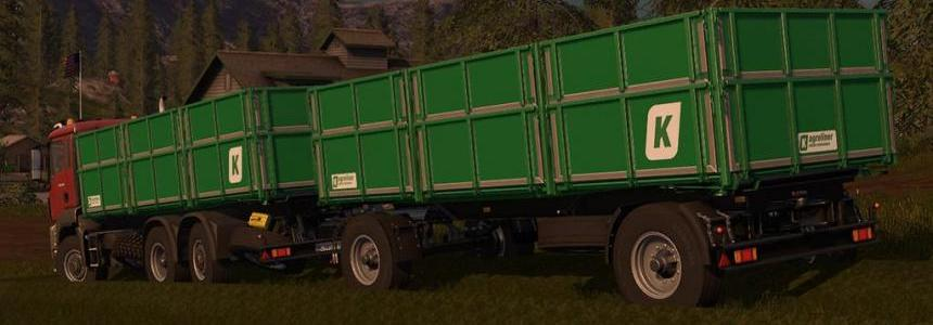 Kroger Agroliner HKD for Man Pack v1.0