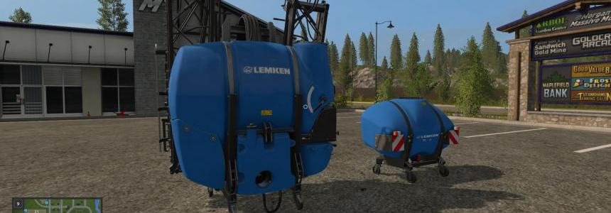 Lemken fertilizer Pack v1.0
