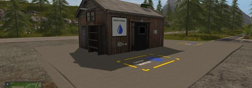 Liquid Storage (Store fuel or water) v1.0