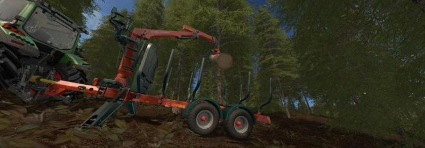 Lochmann rear cart v1.0