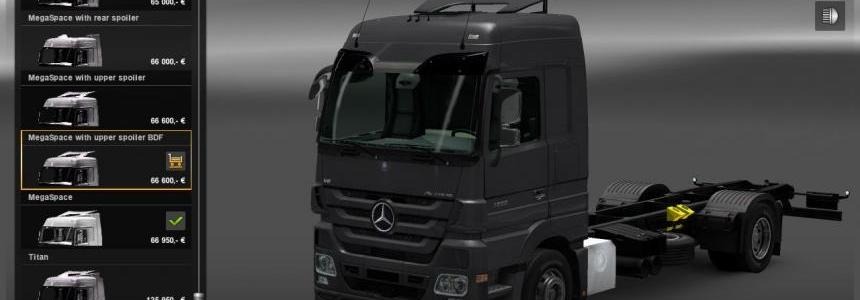 Mercedes-Benz Mega Tuning v1.0 1.27-1.28