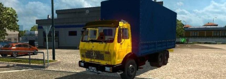 Mercedes Benz Old Truck 1.30