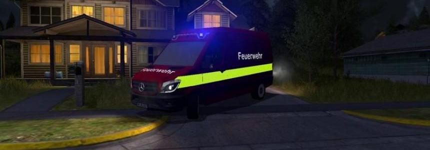 Mercedes Benz Sprinter 2014 facelift v0.5