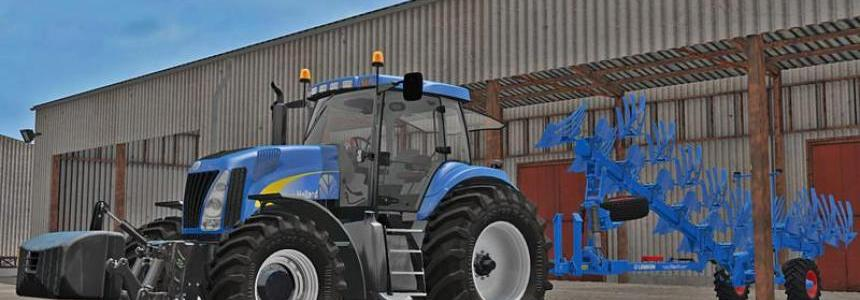 New Holland TG200 (230, 255, 285) v3.0