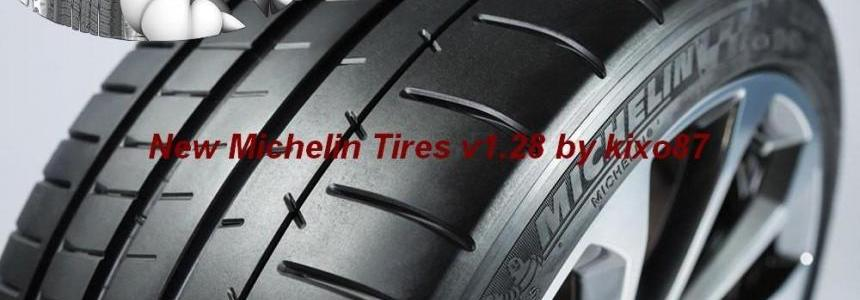 New Michelin Tires 1.28.x
