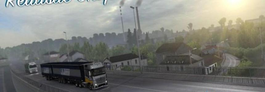 New Realistic Graphics Mod v1.9.2 + Addons by Frkn64 (1.30)