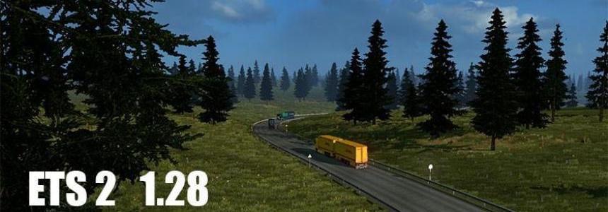 Harvester and Slow Traffic on Maps v1.0
