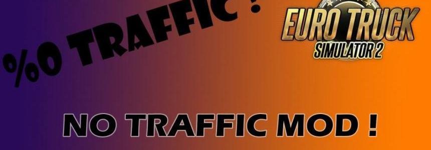 No Traffic Mod 1.28.x