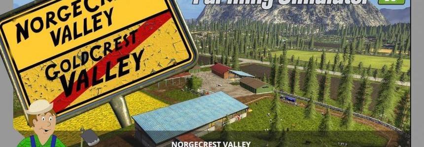 Norge Crest Valley 17 v2.3