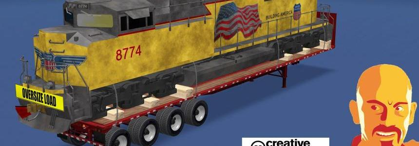 OVERSIZE TRAILERS U.S.A. (ATS version) 1.28 - 1.29.x