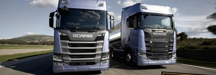 Performance Pack for Scania S 2017 (Engine + Gearbox + Fuel Tank) v1.0