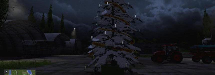 Placeable Christmas Tree v1.1