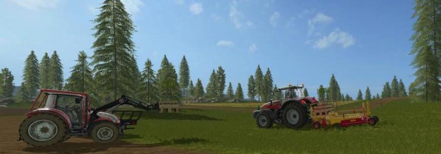Plantable Spruce Trees v1.0.0.0