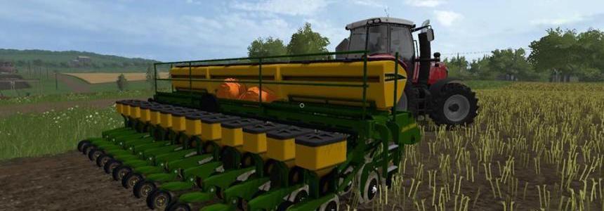 Planter John Deere 1113 v1.0