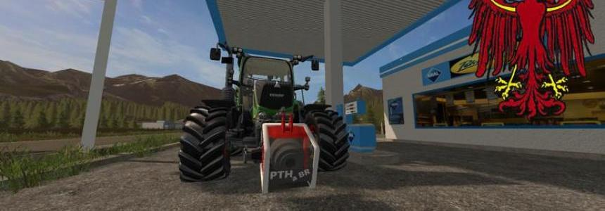 PTH auxiliary brake (weight) v1.0
