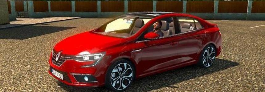 Renault Megane IV v1.1