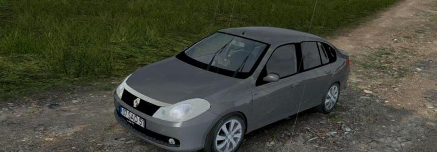Renault Symbol 2009 v1.0