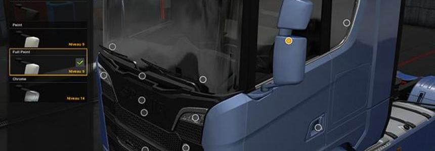 Scania Next Gen Mirror Full Paint v1.0